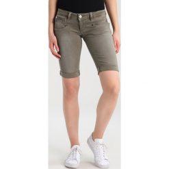 Bermudy damskie: Freeman T. Porter BELIXA  Szorty jeansowe dustee olive