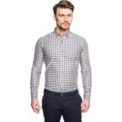 Koszula versone 2704 długi rękaw slim fit szary. Szare koszule męskie slim Recman, m, z długim rękawem. Za 149,00 zł.