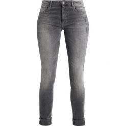 Boyfriendy damskie: BOSS CASUAL Jeans Skinny Fit dark grey