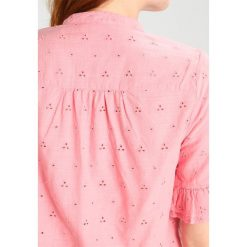 Koszule wiązane damskie: Leon & Harper CHEMIN  Koszula pink