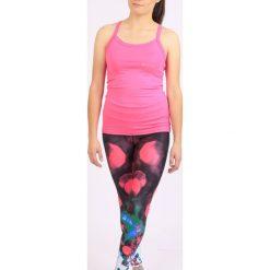 Bluzki asymetryczne: Spokey Koszulka Feel-Top fitness różowa r. S (839534)