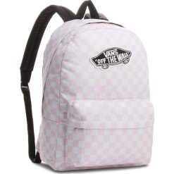 Plecak VANS - Realm Backpack VN000NZ0P2A Chalk Pink 413. Białe plecaki męskie Vans. W wyprzedaży za 129,00 zł.
