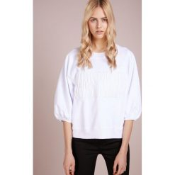 Bluzy rozpinane damskie: 7 for all mankind Bluza bright white