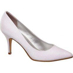 Szpilki: szpilki damskie Graceland białe