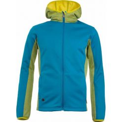 Bejsbolówki męskie: Woox Bluza męska fleece cursor venetus niebieska r. XL
