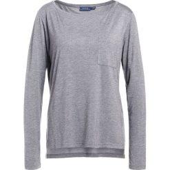 Bluzki damskie: Polo Ralph Lauren Bluzka z długim rękawem gravel grey heather