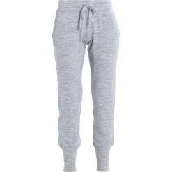 Bryczesy damskie: super.natural ESSENTIAL CUFFED PANT Spodnie treningowe blue melange