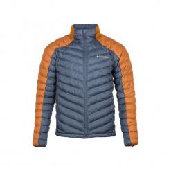 Columbia Męska Kurtka Zimowa Horizon Explorer Jacket Dark Mountain Xxl. Szare kurtki sportowe męskie Columbia, na zimę, m. Za 599,00 zł.
