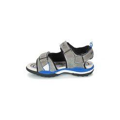 Sandały sportowe Dziecko  Geox  J BOREALIS B. D. Szare buty sportowe chłopięce Geox. Za 231,20 zł.