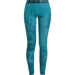 RED by EMP Shake Your Body Legginsy zielono-niebieski (Petrol). Niebieskie legginsy we wzory RED by EMP, xl, z materiału. Za 99,90 zł.