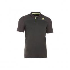 Koszulka polo tenisowa Dry 900 męska. Szare koszulki polo marki ARTENGO, m, z elastanu. W wyprzedaży za 39,99 zł.
