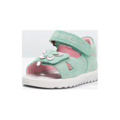 Superfit LETTIE Sandały mint. Zielone sandały chłopięce marki Superfit, z materiału. Za 229,00 zł.