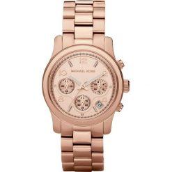ZEGAREK MICHAEL KORS LADIES ROSE GOLD TONE MK5128. Czerwone zegarki damskie Michael Kors, ze stali. Za 1150,00 zł.