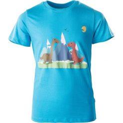 T-shirty chłopięce: Koszulka DINO KIDS BLUE 134