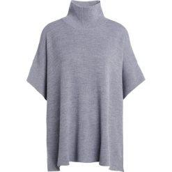 Poncza: Repeat Ponczo medium grey