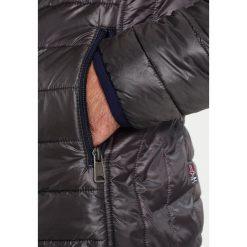 Napapijri ACALMAR SLIM FIT Kurtka przejściowa volcano. Szare kurtki męskie przejściowe marki Napapijri, l, z materiału, z kapturem. W wyprzedaży za 519,35 zł.