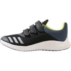 Adidas Performance FORTARUN CF K Obuwie do biegania treningowe carbon/silver metallic. Brązowe buty do biegania damskie marki adidas Performance, z gumy. Za 169,00 zł.