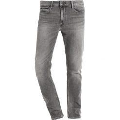Calvin Klein Jeans SLIM STRAIGHT Jeansy Straight Leg denim. Szare jeansy męskie slim Calvin Klein Jeans. Za 449,00 zł.