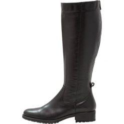 Lamica Kozaki nero. Czarne buty zimowe damskie Lamica, z materiału. W wyprzedaży za 543,20 zł.