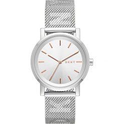 Dkny - Zegarek NY2620. Szare zegarki damskie DKNY, szklane. Za 499,90 zł.