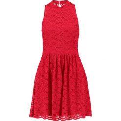 Sukienki: Hollister Co. BARE DRESS  Sukienka letnia red lace