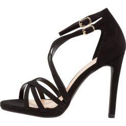 Sandały damskie: New Look SABRINA 3 Sandały na obcasie black