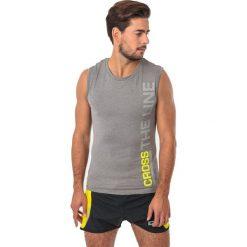 IQ Koszulka męska Majro II Charcoal Grey r. M. Szare t-shirty męskie marki IQ, l. Za 59,99 zł.