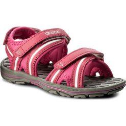 Sandały dziewczęce: Sandały KAPPA – Breezy K 260349K Pink/White 2210
