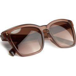 Okulary przeciwsłoneczne FURLA - Diana 849724 D SF48 RE0 Noce. Brązowe okulary przeciwsłoneczne damskie Furla. W wyprzedaży za 349,00 zł.