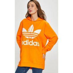 Adidas Originals - Bluza. Pomarańczowe bluzy rozpinane damskie adidas Originals. Za 329,90 zł.