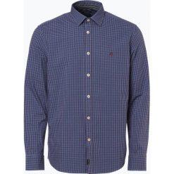 Koszule męskie na spinki: Marc O'Polo - Koszula męska, niebieski