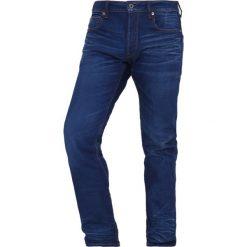 GStar 3301 SLIM Jeansy Slim fit itano stretch denim. Niebieskie rurki męskie G-Star. W wyprzedaży za 439,20 zł.
