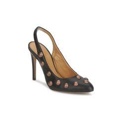 Czółenka Keyté  CANDY STILL. Czarne buty ślubne damskie Keyté. Za 573,30 zł.