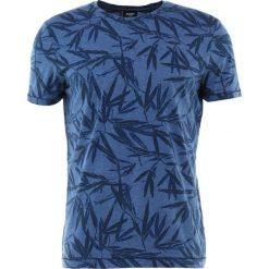 Koszulki polo: JOOP! Jeans REMO Tshirt z nadrukiem navy