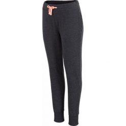 Spodnie dresowe damskie: 4f Spodnie damskie Spdd004 szare r. M (4FF/032#M)