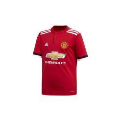 T-shirty z krótkim rękawem Dziecko  adidas  Koszulka podstawowa Manchester United. Czerwone bluzki dziewczęce z krótkim rękawem Adidas. Za 279,00 zł.