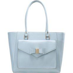 LYDC London Torba na zakupy blue. Niebieskie torebki klasyczne damskie LYDC London. Za 299,00 zł.