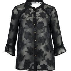 Koszule wiązane damskie: Sisley Koszula black