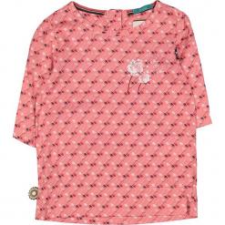 """Bluzka """"The Wind"""" w kolorze jasnoróżowym. Czerwone bluzki dziewczęce marki 4FunkyFlavours Kids, z okrągłym kołnierzem. W wyprzedaży za 82,95 zł."""