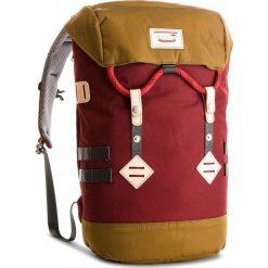 Plecak DOUGHNUT - D104-9714-F Wine X Khaki. Czerwone plecaki męskie Doughnut, z materiału. Za 429,00 zł.