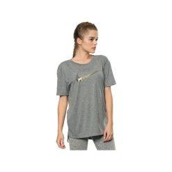 Nike Koszulka 'W Nk Dry Tee Db Boyc Art M. Szare bluzki sportowe damskie marki Nike, m, z materiału. W wyprzedaży za 99,00 zł.