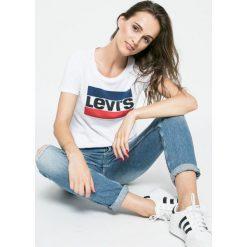 Topy damskie: Levi's – Top The Perfect Tee Sportswear