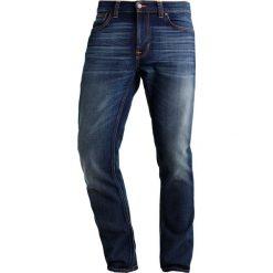 Nudie Jeans LEAN DEAN Jeansy Slim fit true hustle. Czarne jeansy męskie relaxed fit marki Criminal Damage. W wyprzedaży za 463,20 zł.