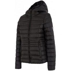 4F Kurtka Damska H4Z17 kud003 Czarny L. Czarne kurtki damskie softshell 4f, na zimę, l, z puchu. W wyprzedaży za 159,00 zł.