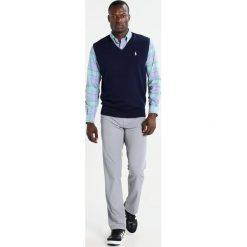 Polo Ralph Lauren Golf Koszulka polo french navy. Niebieskie koszulki polo marki Polo Ralph Lauren Golf, m, z materiału. W wyprzedaży za 439,20 zł.