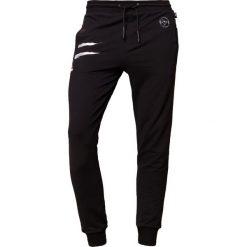 Spodnie dresowe męskie: Plein Sport TROUSERS VIM Spodnie treningowe black