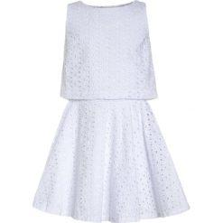 Odzież dziecięca: Polo Ralph Lauren SET Sukienka koszulowa white