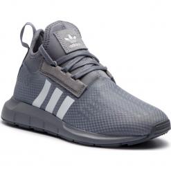 Buty adidas - Swift Run Barrier AQ1024 Grey/Ftwwht/Grefiv. Szare buty skate męskie Adidas, z materiału. Za 399,00 zł.