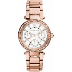 ZEGAREK MICHAEL KORS MK5616. Białe zegarki damskie Michael Kors, ze stali. Za 1369,00 zł.