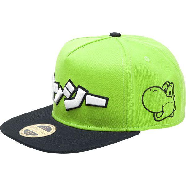 Super Mario Yoshi - Japanese Logo Czapka Snapback wielokolorowy ... c99c7518d8e2